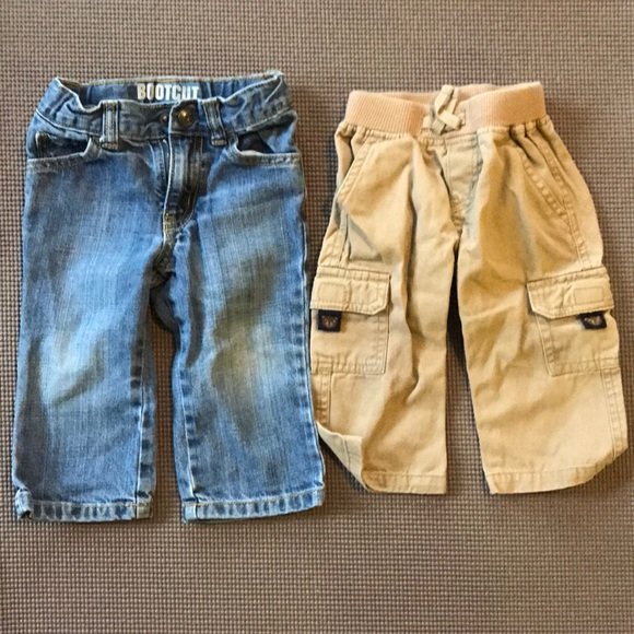 Gymboree Other - Lot of Gymboree boys size 12-18 months pants